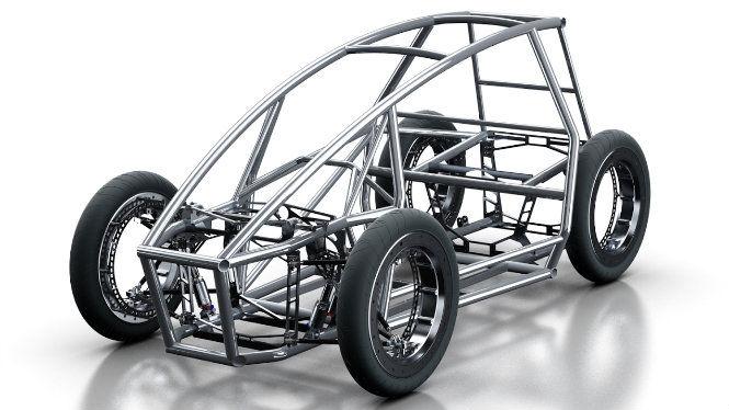 Bartalus Dávid pályamunkájának különlegessége a küllő nélküli kerékagymotor koncepció kidolgozása volt a 2015-ös nemzetközi Shell Eco Marathonra készülő járműben